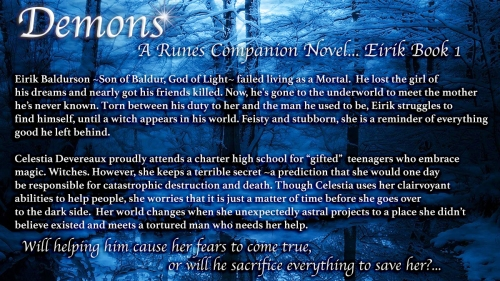 Demons Blurb
