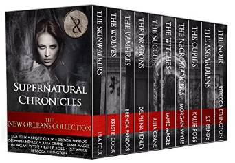 supernatural chronicles various authors