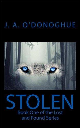 stolen j.a. odonoghue